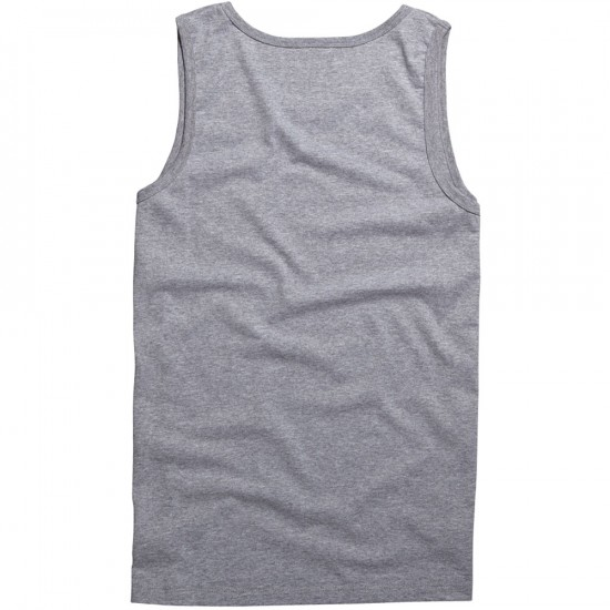Electric Hancock Tank Top - Heather Grey