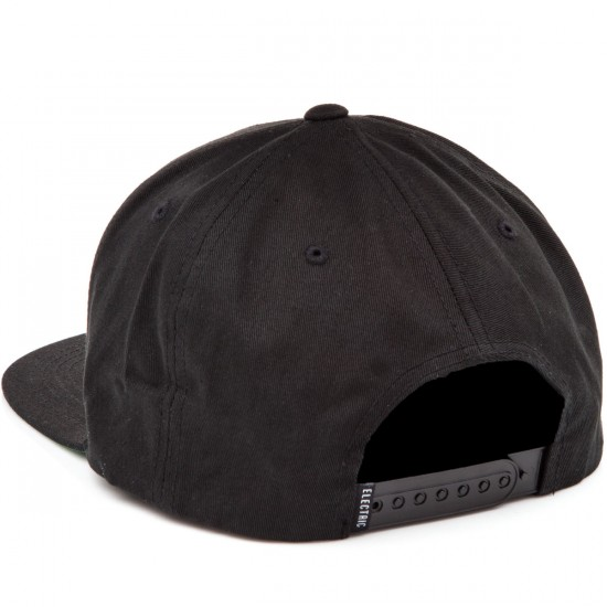 Electric Identity Corp Hat - Black