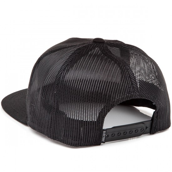 Electric Undervolt Cap II Hat - Black