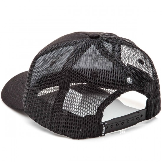 Element Icon Mesh Hat - Flint Black