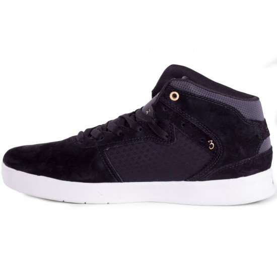 Emerica The Reynolds Shoes - Black/White - 13.0