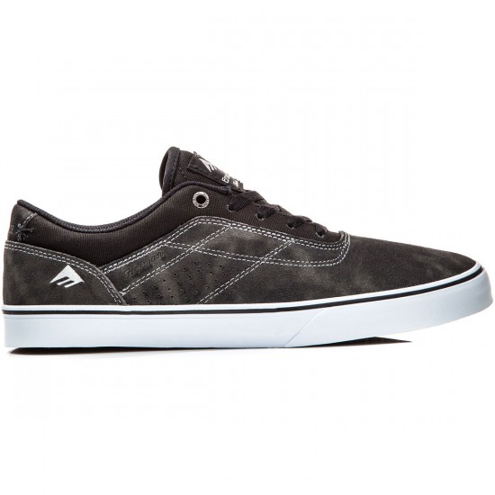 Emerica The Herman G6 Vulc Shoes - Black/Print - 10.0
