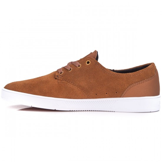 Emerica The Romero Laced Shoes - Brown/Black/White - 6.0