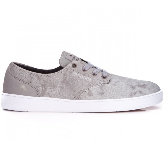 Emerica The Romero Laced Shoes - Grey/Black/White - 6.0
