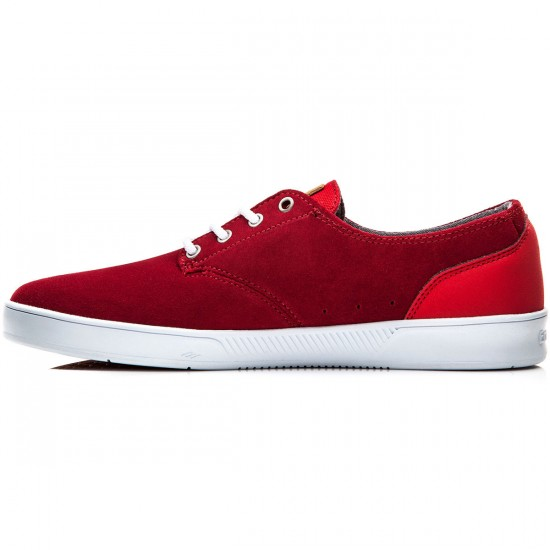 Emerica The Romero Laced Shoes - Red - 8.0