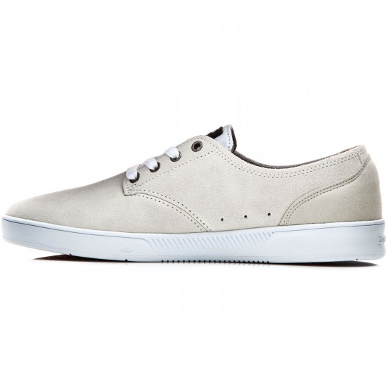 Emerica The Romero Laced Shoes - White - 8.0
