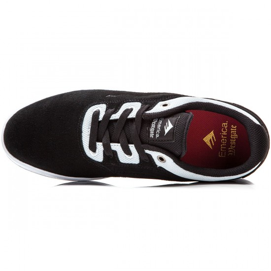 Emerica Westgate CC Shoes - Black/Grey - 8.0