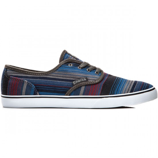 Emerica Wino Cruiser Shoes - Woven Textile - 9.0