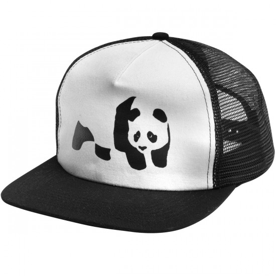 Enjoi Panda Trucker Hat - Black
