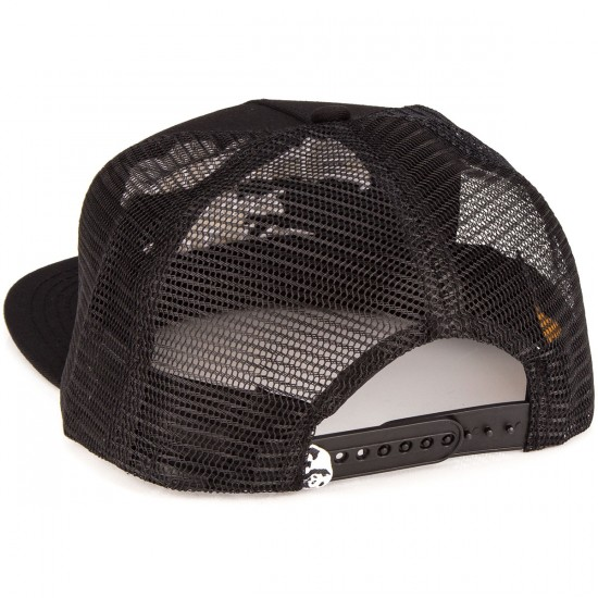 Enjoi Skate and Enjoi Hat - Black