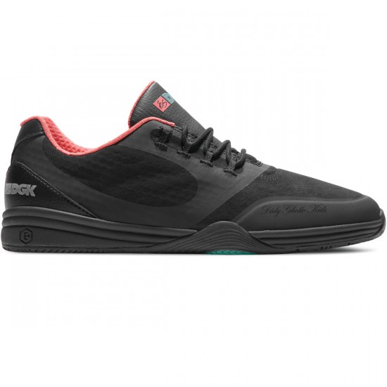 eS Sesla X DGK Shoes - Black/Black/Blue - 8.0