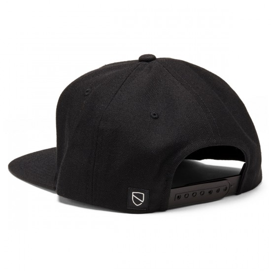 Eswic Champ Hat - Black