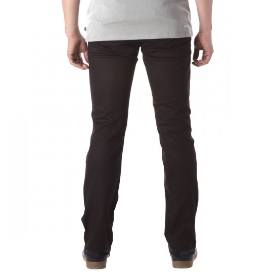 Eswic Romero Chino Pants - Black - 31 - 32