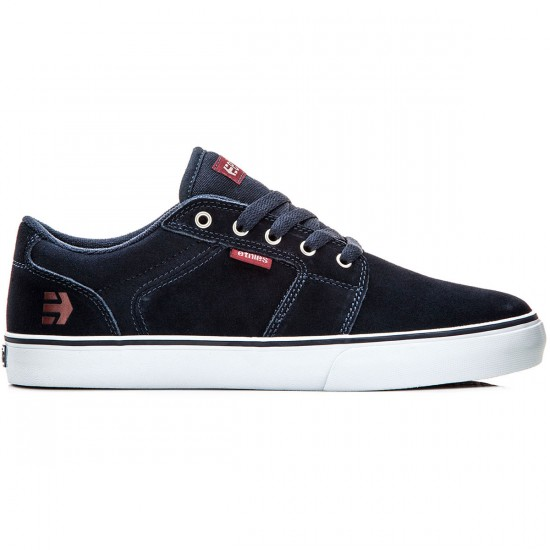 Etnies Barge LS Shoes - Dark Navy - 10.0