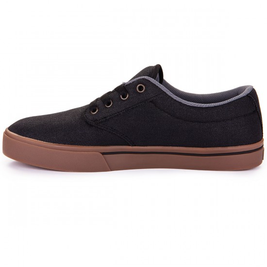 Etnies Jameson 2 ECO Shoes - Black/Gum / White - 9.0