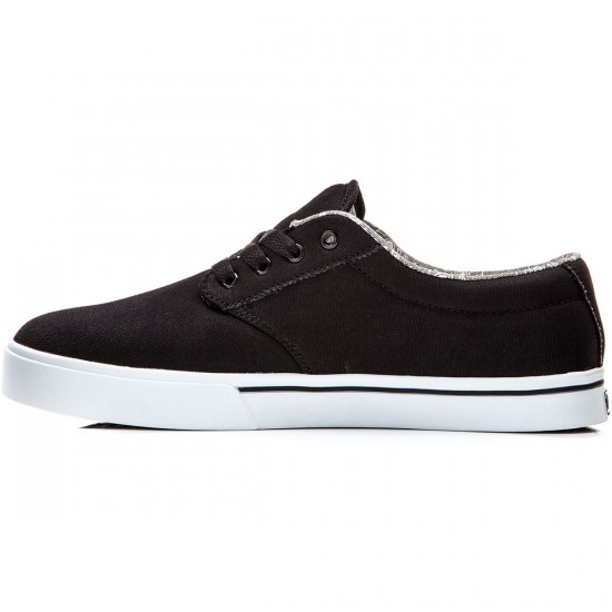 Etnies Jameson 2 ECO Shoes - Black/White/Print - 8.0