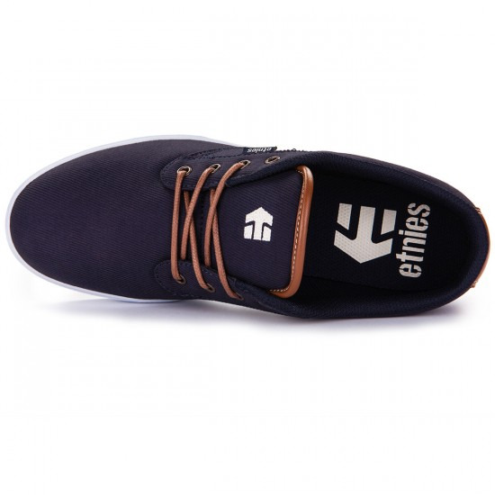 Etnies Jameson 2 ECO Shoes - Navy - 9.0
