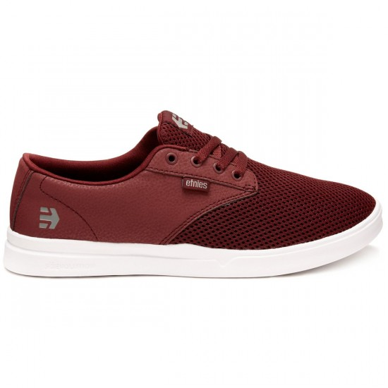 Etnies Jameson SC Shoes - Burgundy - 8.0