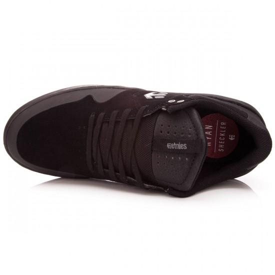 Etnies Marana E-Lite Shoes - Black/Black/Gum - 10.0