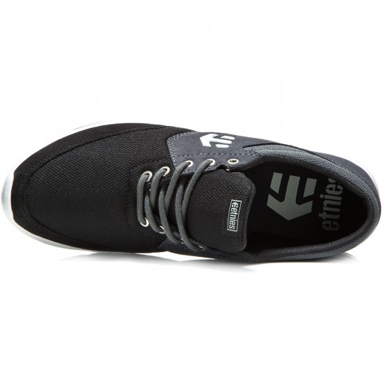 Etnies Marana SC Shoes - Black/Dark Grey - 8.0
