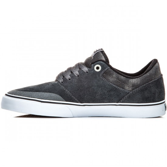 Etnies Marana Vulc Shoes - Grey/Grey/Black - 10.0