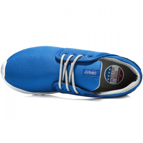 Etnies Scout Shoes - Blue/Grey/White - 8.0