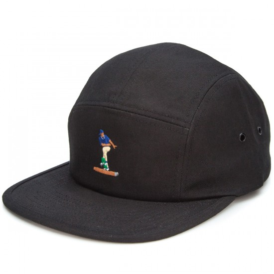 Everybody Skates Blunt Slide Hat - Black