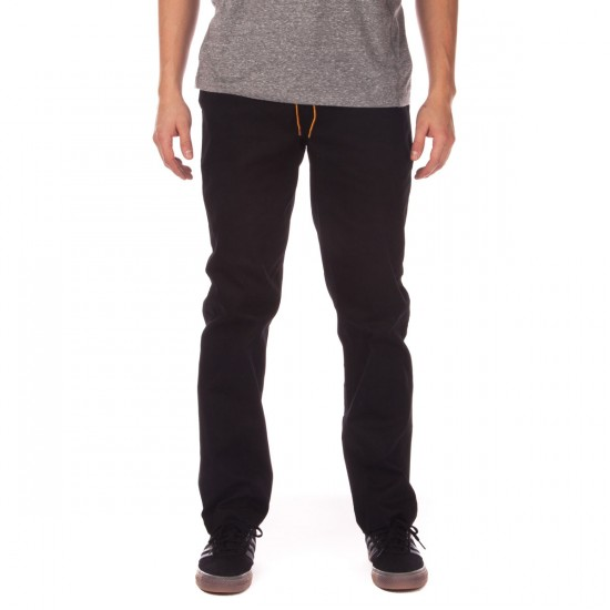 Expedition Drifter Chino Pants - Black - 28 - 32