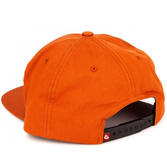 Expedition One Rules Snapback Hat - Rust