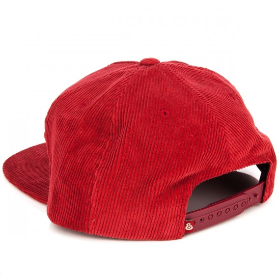 Expedition One Scavenger Snapback Hat - Maroon