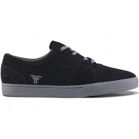 Fallen Rise Shoes - Black/Ash Grey - 7.0