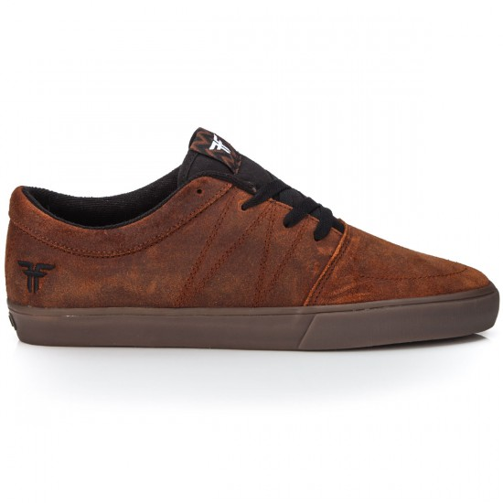 Fallen Roots Shoes - Brown/Gum - 6.0