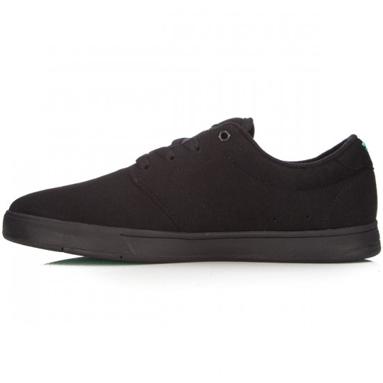 Fallen Slash 2 Shoes - Black/Mint - 6.0