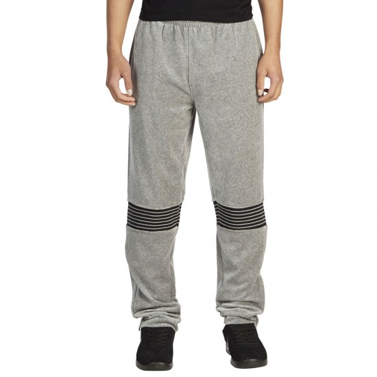 FILA Marcus Track Pants - Black/Varsity Heather/Nine Iron