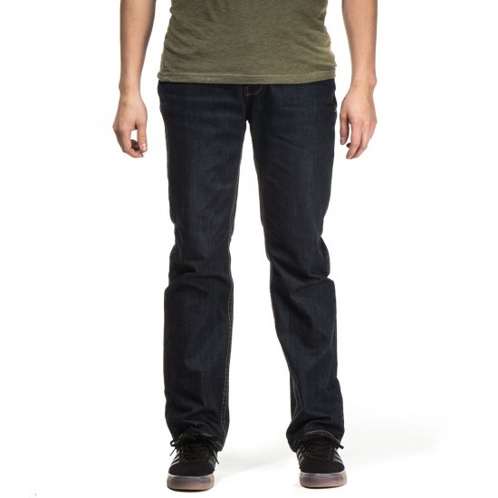 Fourstar Collective Jeans - Black - 28 - 32