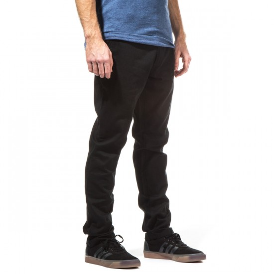 Fourstar Collective Pants - Black - 28 - 32