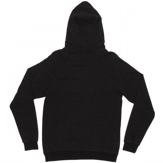 Fourstar Koston Hood Sweatshirt - Black