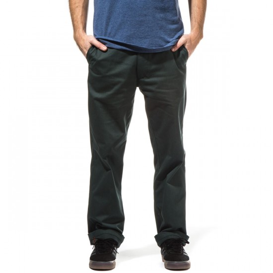 Fourstar Max Work Pants - Dark Seafoam - 28 - 32