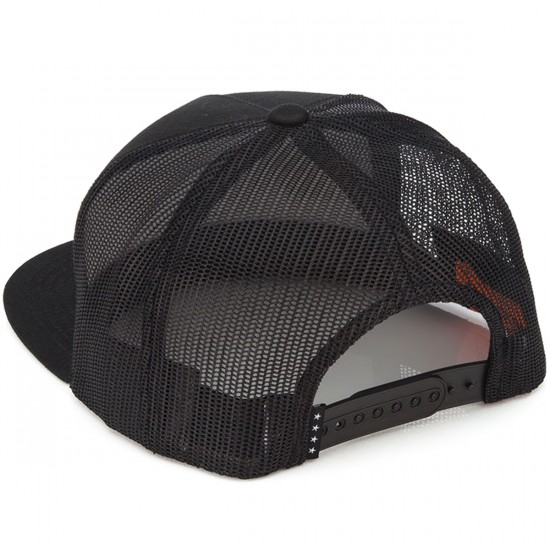 Fourstar X Antihero Thumbs Up Thrucker Hat - Black