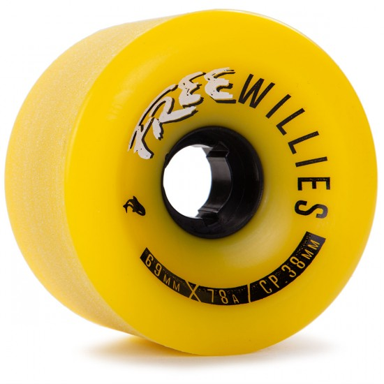 Free Willies Longboard Wheels - 69mm 78a