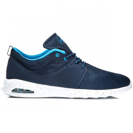 Globe Mahalo Lyte Shoes - Navy/White - 8.0