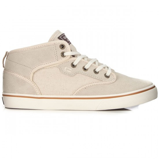 Globe Motley Mid Shoes - Light Sand - 7.0