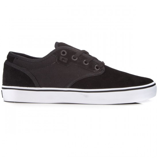 Globe Motley Shoes - Blacl/Black/Cord - 7.0