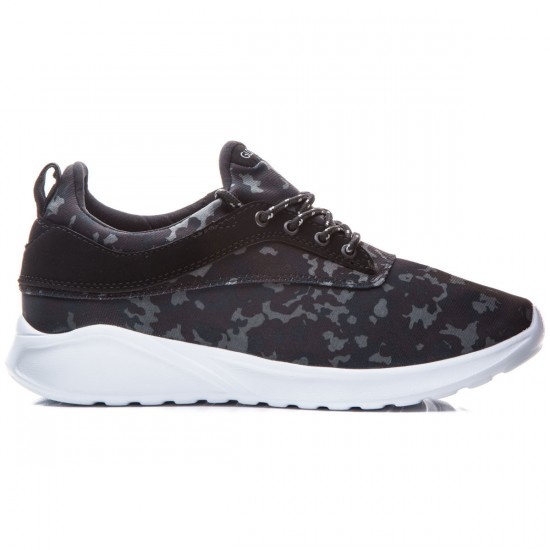 Globe Roam Lyte Shoes - Charcoal/Camo - 8.0