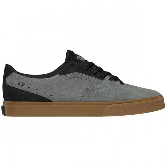 Globe The Sabbath Shoes - Mid Grey/Black - 7.0