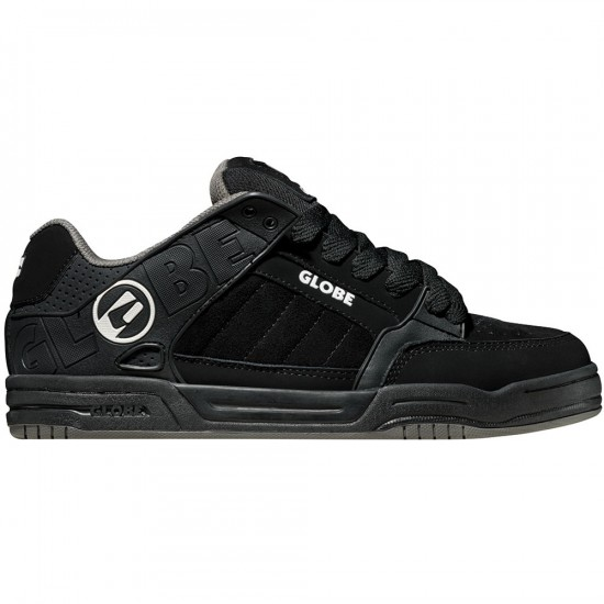 Globe Tilt Shoes - Black/Black - 7.0