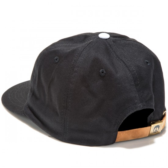 Gnarly Past Time Hat - Black