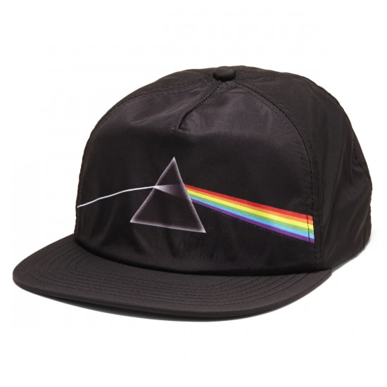 Habitat Dark Side Of The Moon Unstructured Hat - Black