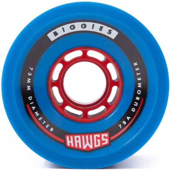 Hawgs Biggie Hawgs Longboard Wheels - 73mm 78a