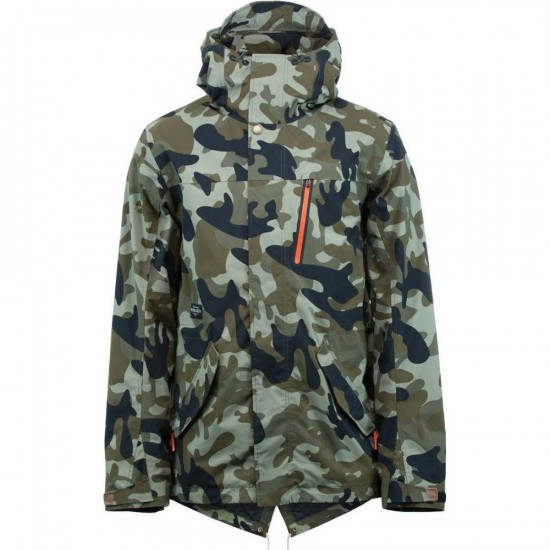 Holden M-51 Fishtail Snowboard Jacket - Camo
